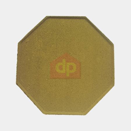 Gạch Block tự chèn bát giác vàng chất lượng tại Đại Phương