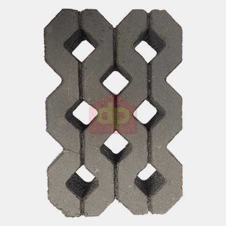 Gạch block tự chèn trồng cỏ 8 lỗ chất lượng tại Đại Phương