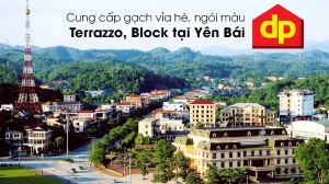 Cung cấp gạch lát vỉa hè, terrazzo, gạch tự chèn tại Yên Bái
