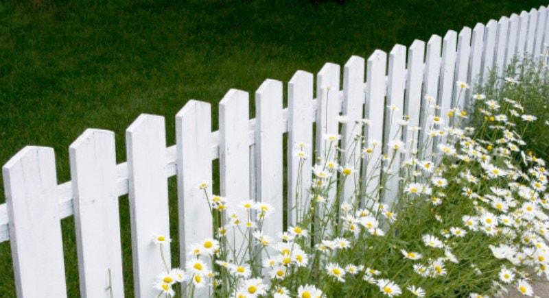 Hàng rào đẹp - Yếu tố quan trọng để có ngôi nhà đẹp, hợp phong thủy
