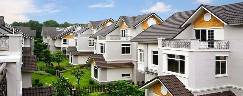Màu ngói và chất liệu ngói là yếu tố quan trọng hàng đầu để có một ngôi nhà đẹp và phong thủy